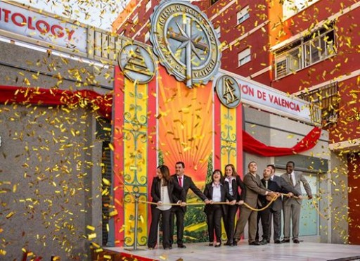 Grand Opening of the Ideal Church of Scientology Mission of Valencia, Spain