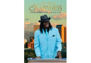 Rev. Leon Kelly uses copies of The Way to Happiness bearing his photograph on the cover in his gang intervention program in Denver.