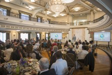 Charity Coalition luncheon Feb.21, hosted by the Church of Scientology at the Fort Harrison