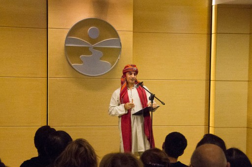 Scientology Moscow: Poetry of the East, an Evening of Interfaith Harmony